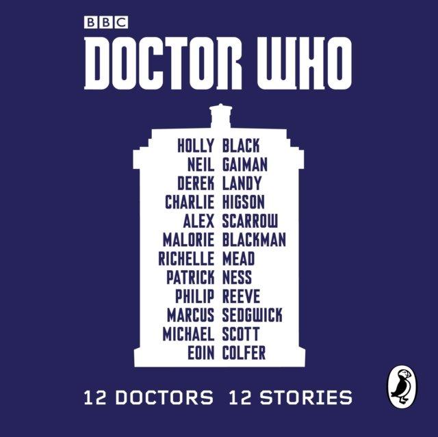 Doctor Who: 12 Doctors 12 Stories - Audiobook (Książka audio MP3) do pobrania w całości w archiwum ZIP