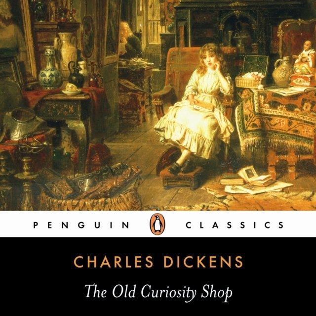 Old Curiosity Shop - Audiobook (Książka audio MP3) do pobrania w całości w archiwum ZIP