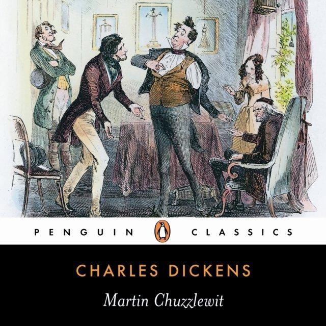 Martin Chuzzlewit - Audiobook (Książka audio MP3) do pobrania w całości w archiwum ZIP