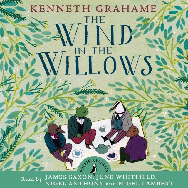 Wind in the Willows - Audiobook (Książka audio MP3) do pobrania w całości w archiwum ZIP