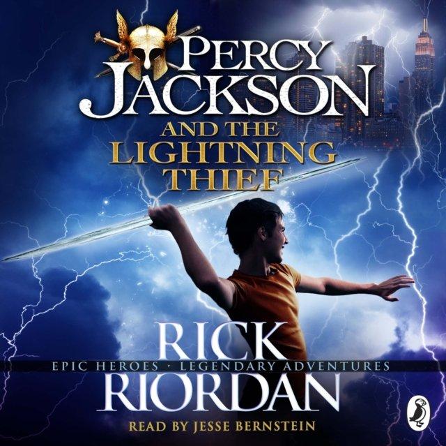 Percy Jackson and the Lightning Thief - Audiobook (Książka audio MP3) do pobrania w całości w archiwum ZIP