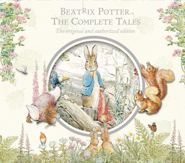 Beatrix Potter The Complete Tales - Audiobook (Książka audio MP3) do pobrania w całości w archiwum ZIP