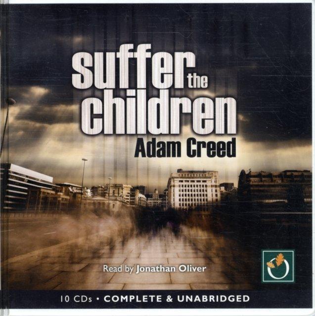 Suffer the Children - Audiobook (Książka audio MP3) do pobrania w całości w archiwum ZIP