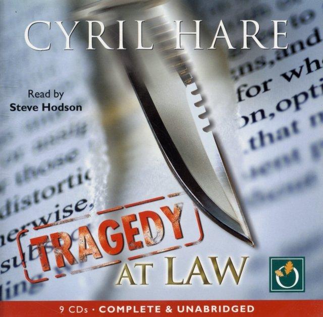 Tragedy at Law - Audiobook (Książka audio MP3) do pobrania w całości w archiwum ZIP
