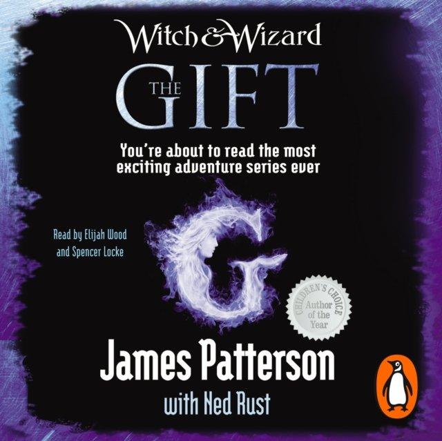 Witch & Wizard: The Gift - Audiobook (Książka audio MP3) do pobrania w całości w archiwum ZIP