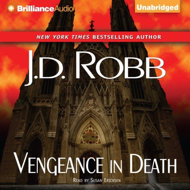 Vengeance in Death - Audiobook (Książka audio MP3) do pobrania w całości w archiwum ZIP