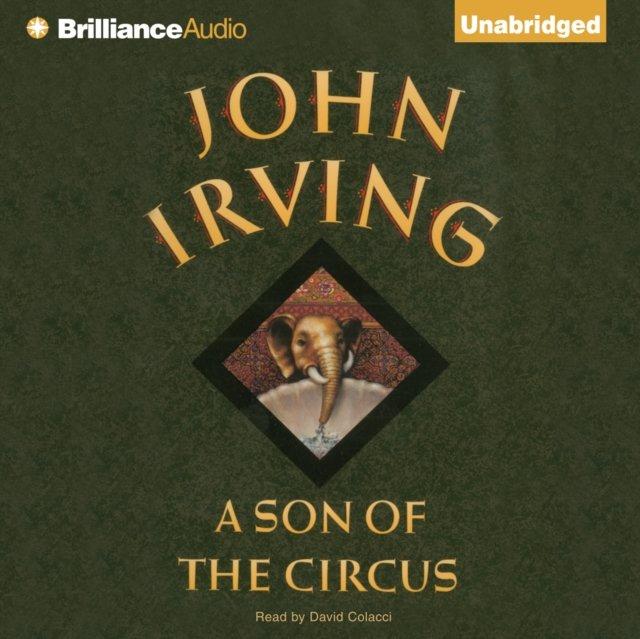 Son of the Circus - Audiobook (Książka audio MP3) do pobrania w całości w archiwum ZIP
