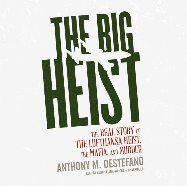 Big Heist - Audiobook (Książka audio MP3) do pobrania w całości w archiwum ZIP