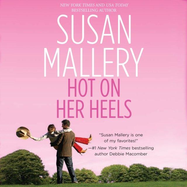 Hot on Her Heels - Audiobook (Książka audio MP3) do pobrania w całości w archiwum ZIP