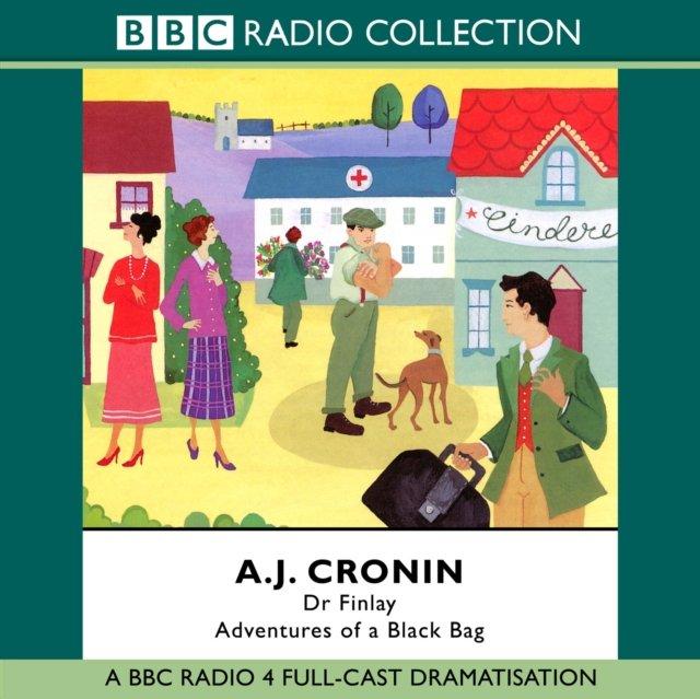 Dr Finlay  Adventures Of A Black Bag - Audiobook (Książka audio MP3) do pobrania w całości w archiwum ZIP