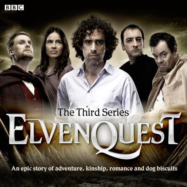ElvenQuest: Complete Series 3 - Audiobook (Książka audio MP3) do pobrania w całości w archiwum ZIP