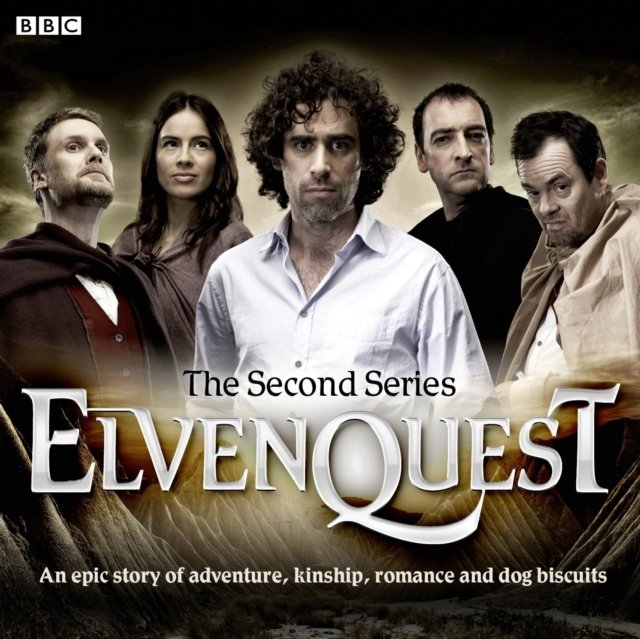 Elvenquest: Episode 4, Series 2 - Audiobook (Książka audio MP3) do pobrania w całości w archiwum ZIP