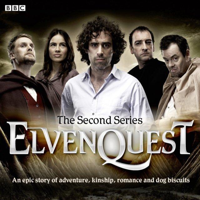 Elvenquest: Episode 3, Series 2 - Audiobook (Książka audio MP3) do pobrania w całości w archiwum ZIP