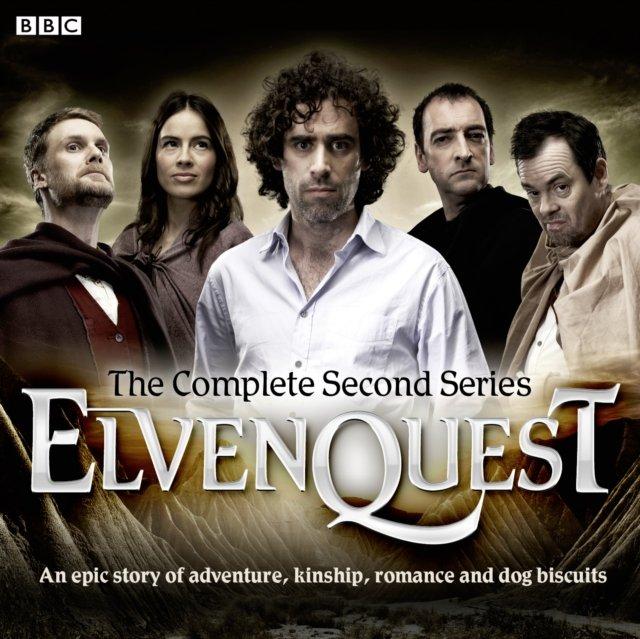 Elvenquest: Complete Series 2 - Audiobook (Książka audio MP3) do pobrania w całości w archiwum ZIP