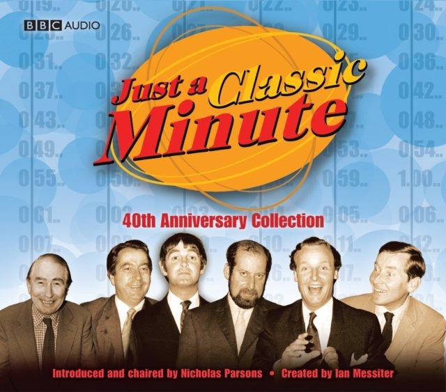 Just A Classic Minute 40th Anniversary Collection - Audiobook (Książka audio MP3) do pobrania w całości w archiwum ZIP