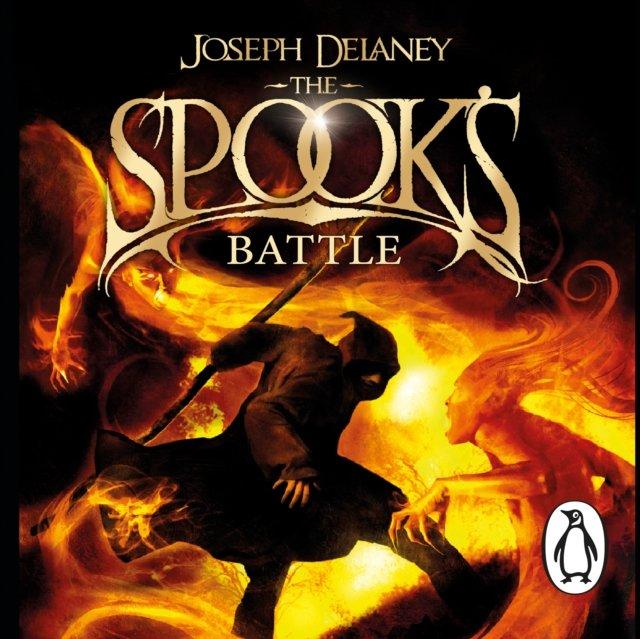 Spook's Battle - Audiobook (Książka audio MP3) do pobrania w całości w archiwum ZIP