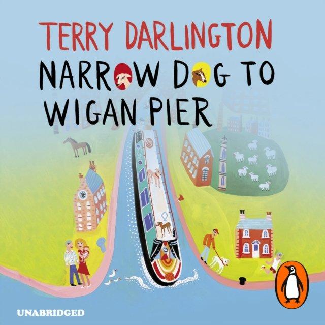 Narrow Dog to Wigan Pier - Audiobook (Książka audio MP3) do pobrania w całości w archiwum ZIP