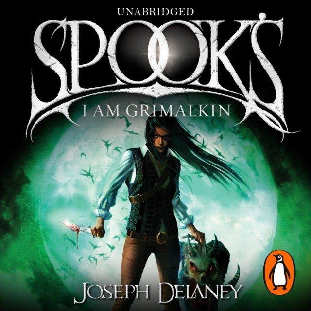 Spook's: I Am Grimalkin - Audiobook (Książka audio MP3) do pobrania w całości w archiwum ZIP