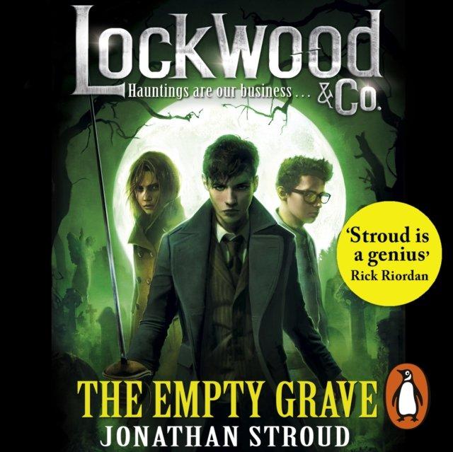 Lockwood & Co: The Empty Grave - Audiobook (Książka audio MP3) do pobrania w całości w archiwum ZIP