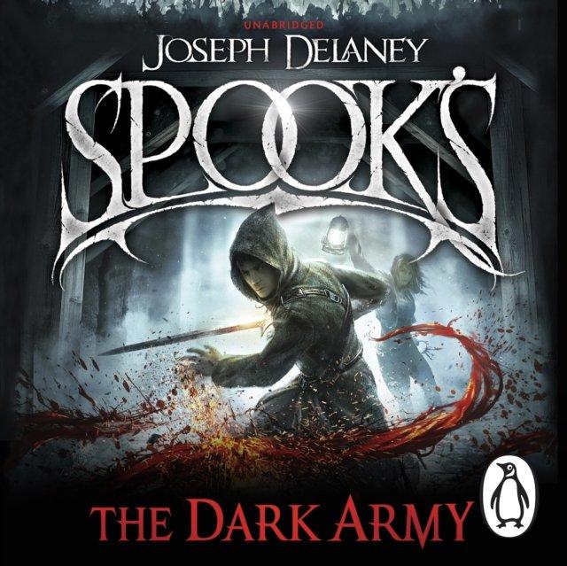 Spook's: The Dark Army - Audiobook (Książka audio MP3) do pobrania w całości w archiwum ZIP