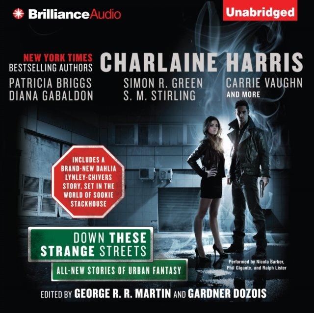 Down these Strange Streets - Audiobook (Książka audio MP3) do pobrania w całości w archiwum ZIP