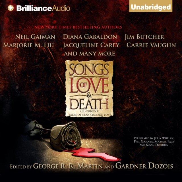 Songs of Love and Death - Audiobook (Książka audio MP3) do pobrania w całości w archiwum ZIP