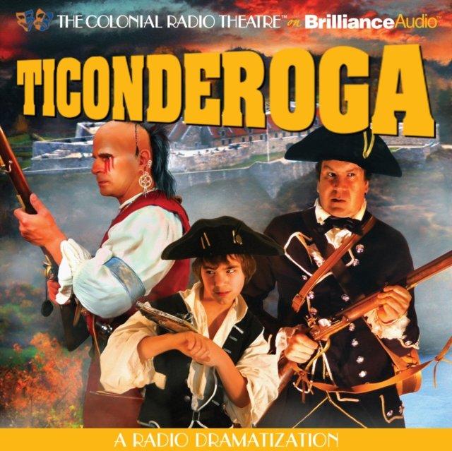 Ticonderoga - Audiobook (Książka audio MP3) do pobrania w całości w archiwum ZIP
