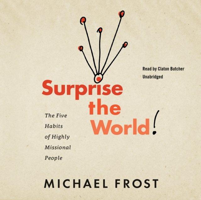 Surprise the World - Audiobook (Książka audio MP3) do pobrania w całości w archiwum ZIP