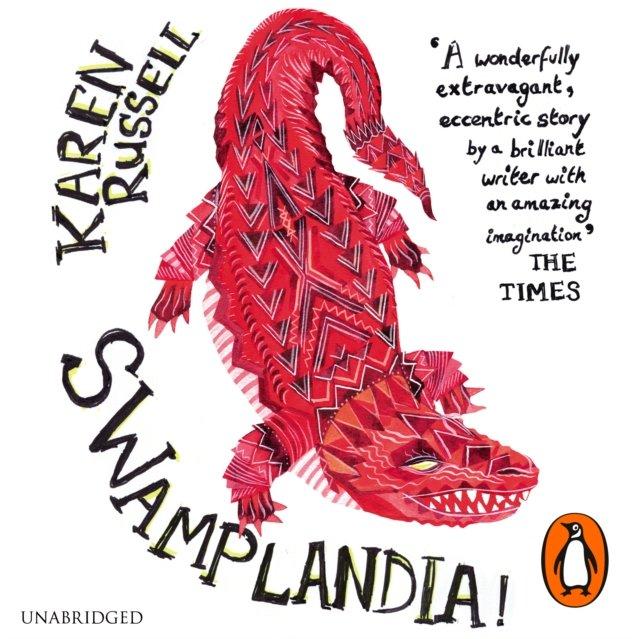 Swamplandia! - Audiobook (Książka audio MP3) do pobrania w całości w archiwum ZIP
