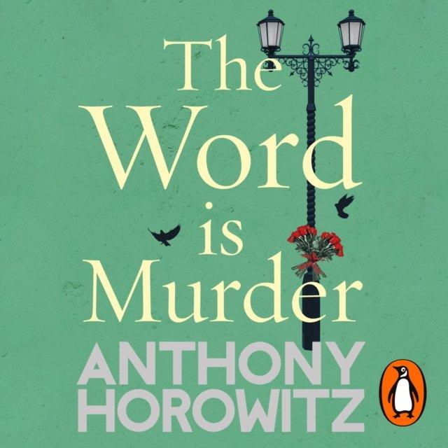 Word Is Murder - Audiobook (Książka audio MP3) do pobrania w całości w archiwum ZIP