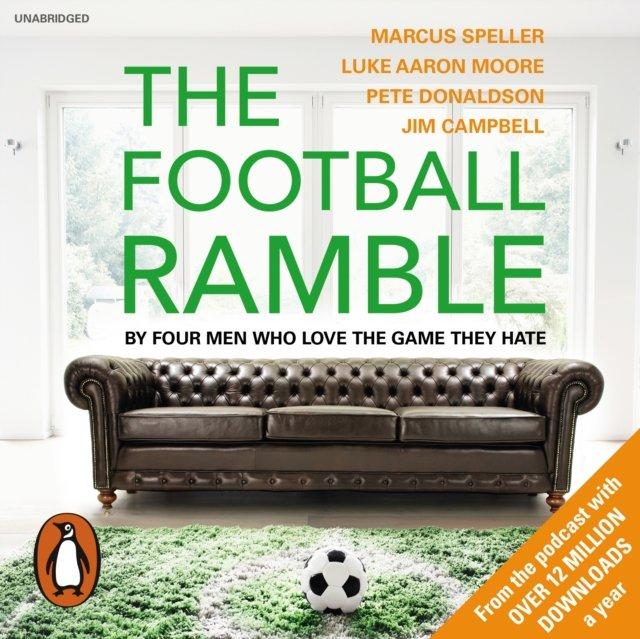 Football Ramble - Audiobook (Książka audio MP3) do pobrania w całości w archiwum ZIP