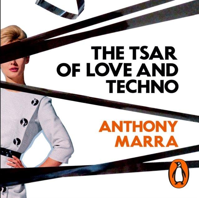 Tsar of Love and Techno - Audiobook (Książka audio MP3) do pobrania w całości w archiwum ZIP