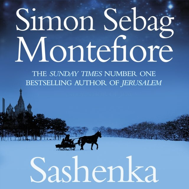 Sashenka - Audiobook (Książka audio MP3) do pobrania w całości w archiwum ZIP