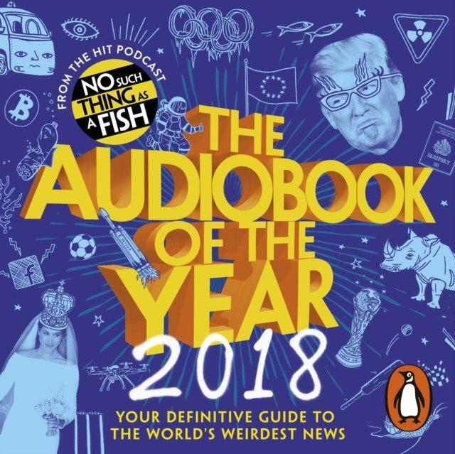 Audiobook of The Year (2018) - Audiobook (Książka audio MP3) do pobrania w całości w archiwum ZIP