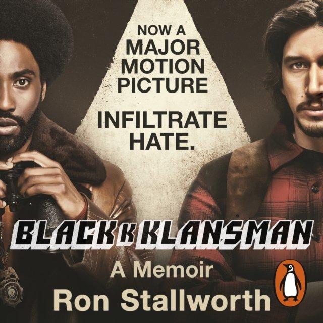 Black Klansman - Audiobook (Książka audio MP3) do pobrania w całości w archiwum ZIP