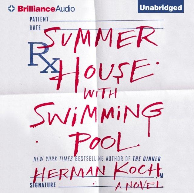 Summer House with Swimming Pool - Audiobook (Książka audio MP3) do pobrania w całości w archiwum ZIP