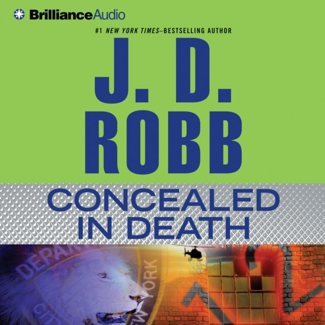 Concealed in Death - Audiobook (Książka audio MP3) do pobrania w całości w archiwum ZIP