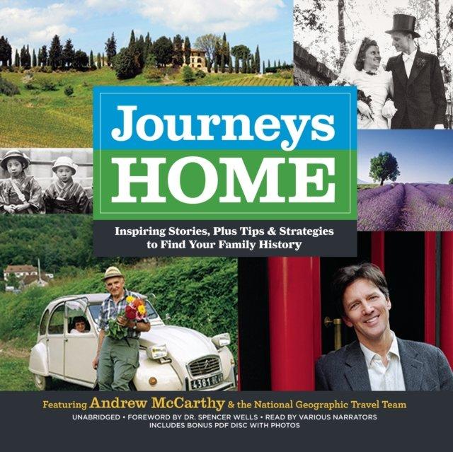 Journeys Home - Audiobook (Książka audio MP3) do pobrania w całości w archiwum ZIP