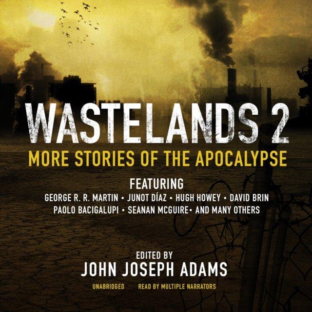 Wastelands 2 - Audiobook (Książka audio MP3) do pobrania w całości w archiwum ZIP