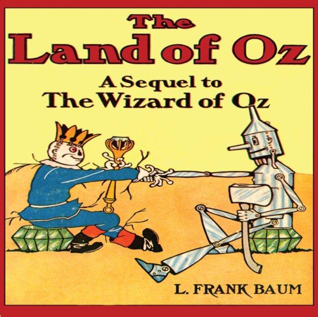 Land of Oz - Audiobook (Książka audio MP3) do pobrania w całości w archiwum ZIP