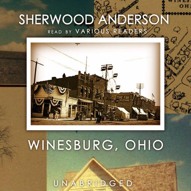 Winesburg, Ohio - Audiobook (Książka audio MP3) do pobrania w całości w archiwum ZIP