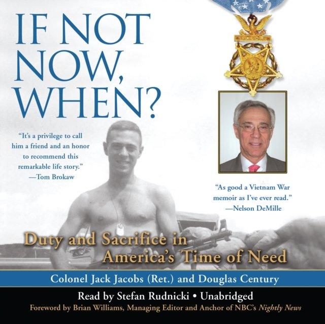 If Not Now, When? - Audiobook (Książka audio MP3) do pobrania w całości w archiwum ZIP