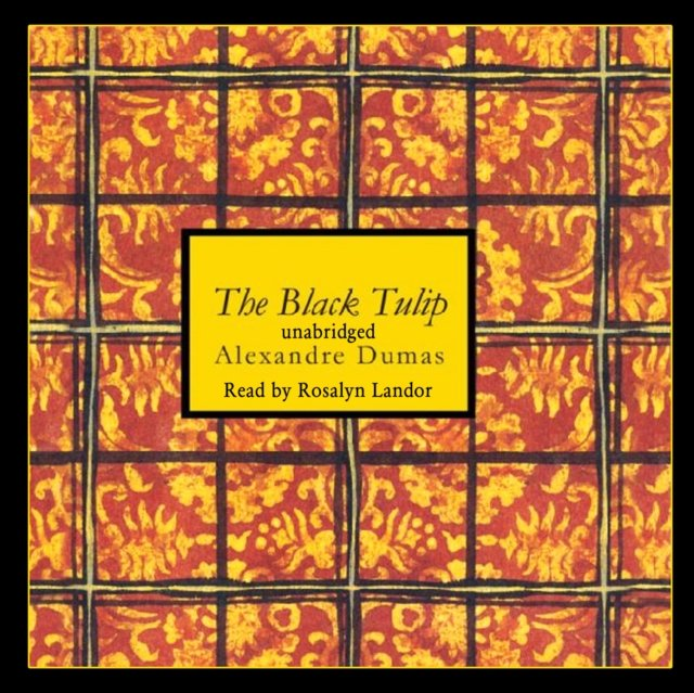 Black Tulip - Audiobook (Książka audio MP3) do pobrania w całości w archiwum ZIP