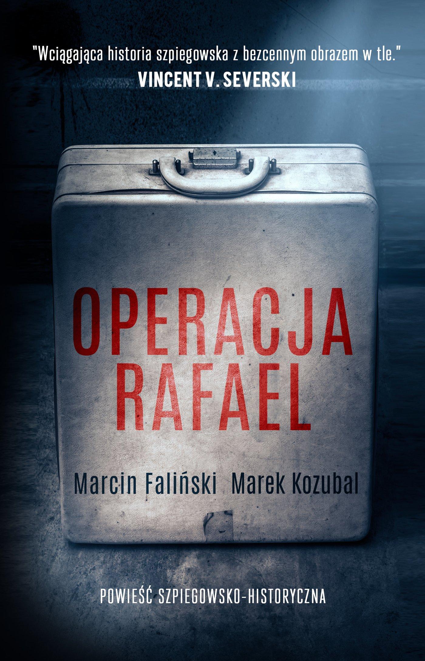 Operacja Rafael - Ebook (Książka na Kindle) do pobrania w formacie MOBI