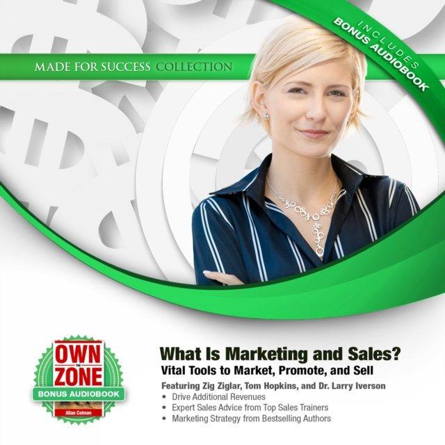 What Is Marketing and Sales? - Audiobook (Książka audio MP3) do pobrania w całości w archiwum ZIP