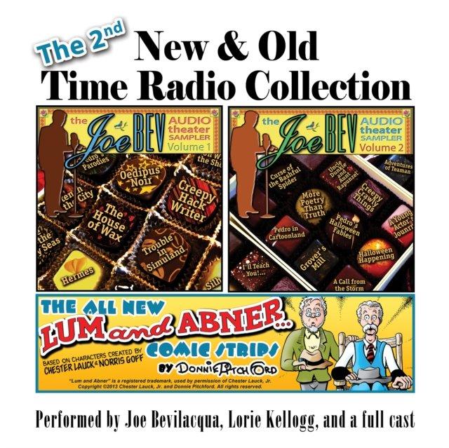 2nd New & Old Time Radio Collection - Audiobook (Książka audio MP3) do pobrania w całości w archiwum ZIP