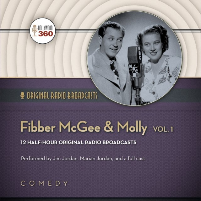 Fibber McGee & Molly, Vol. 1 - Audiobook (Książka audio MP3) do pobrania w całości w archiwum ZIP