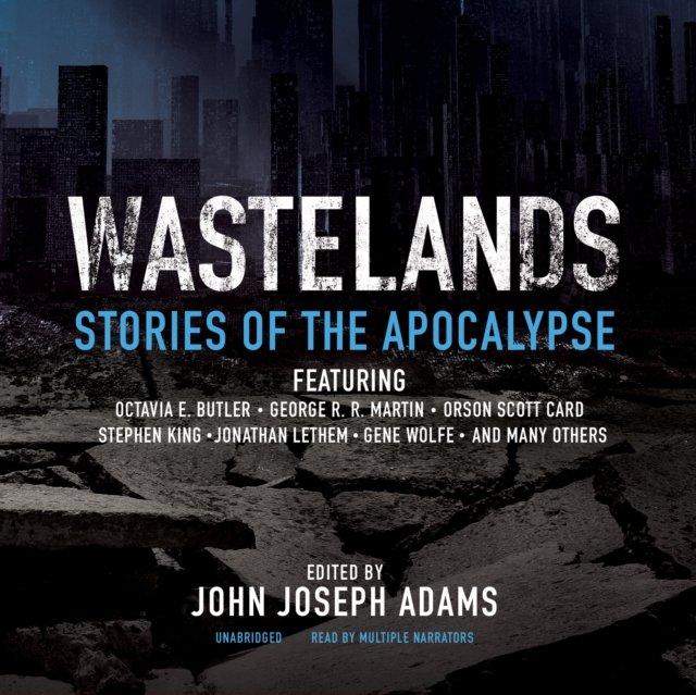 Wastelands - Audiobook (Książka audio MP3) do pobrania w całości w archiwum ZIP