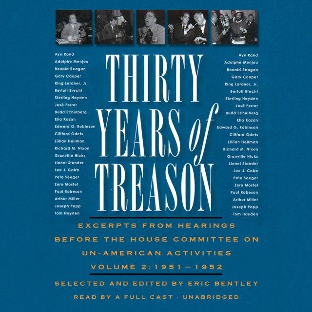 Thirty Years of Treason, Vol. 2 - Audiobook (Książka audio MP3) do pobrania w całości w archiwum ZIP