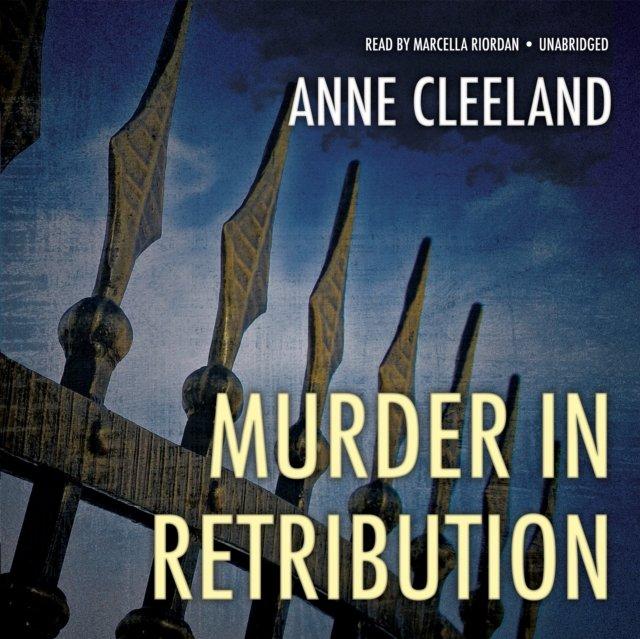 Murder in Retribution - Audiobook (Książka audio MP3) do pobrania w całości w archiwum ZIP